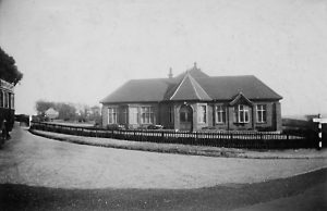 Newly opened hall in 1930s