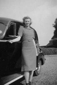 Una Bennett in 1940