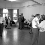 Tea dances at the hall in 2005