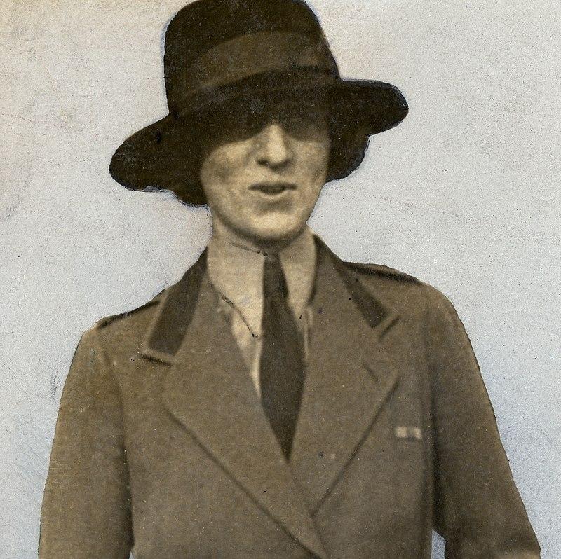 Lady Gertrude Denman Talk