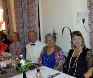 Murder Mystery Evening a Success